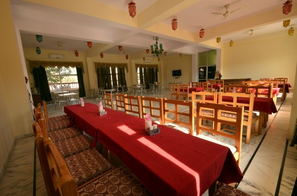 New Park Hotel Pushkar Restaurant