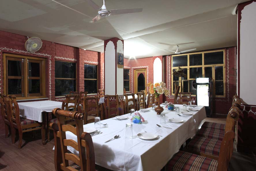 Teerth Palace Hotel Pushkar Restaurant