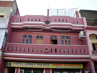Ambey Palace Hotel Pushkar