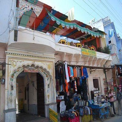 Vk Tourist Palace Hotel Pushkar Rooms Rates Photos